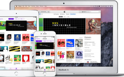 Audible , Google Play Podcast y la reunión de Apple iTunes con los podcasters